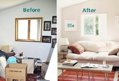 High Quality DIY Living Room Makeover Ideas
