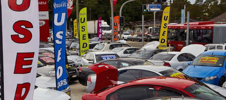 Get value from used cars
