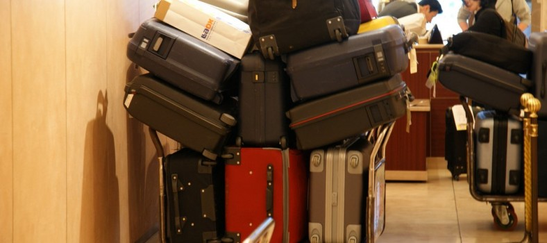 Save on excess baggage fees