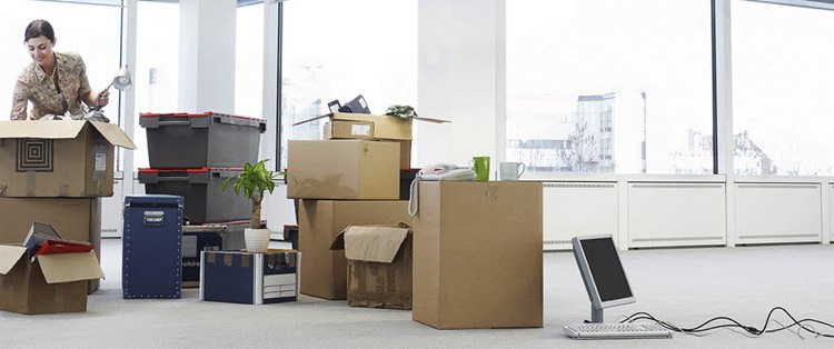 how to move office easily