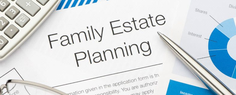 How to create a will for your family