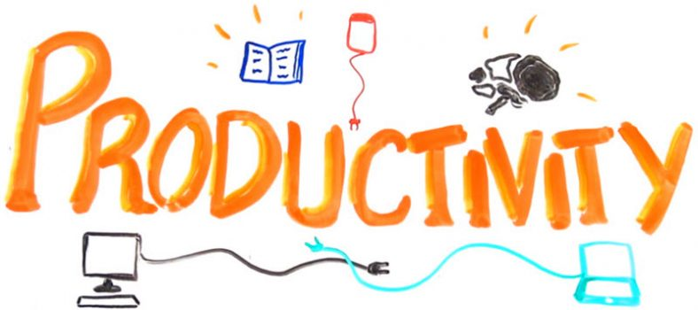 Maximise time and increase productivity